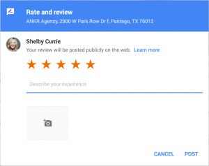 google review 5 star direct link